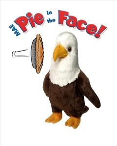 pie in face eagle