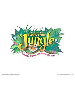 Jungle Book Fair artwork