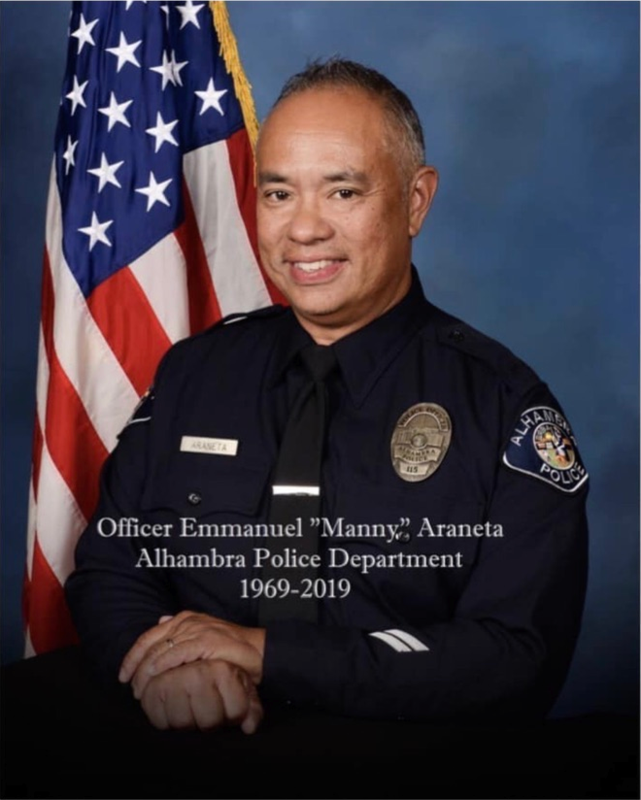 Beloved APD + AUSD School Resource Officer Officer Emmanuel Araneta Leaves Strong Legacy Featured Photo