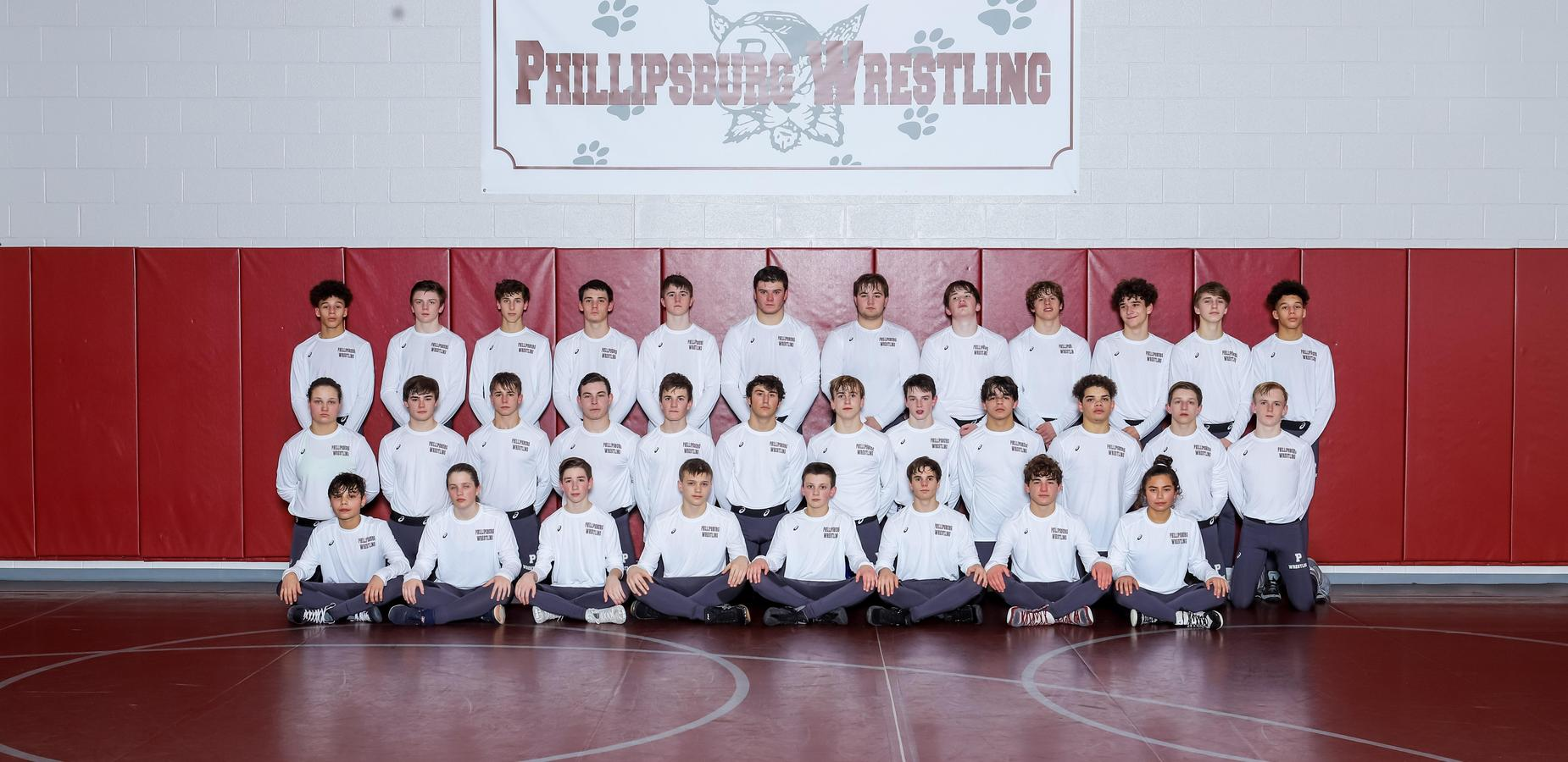 PHS Wrestlers
