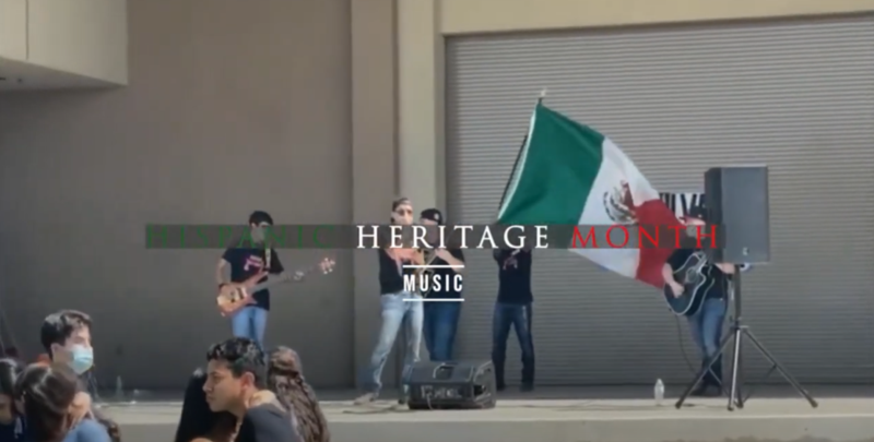 Hispanic Heritage Month at GVHS - Day 22: Student Made Video #4 Grupos in Kern County Thumbnail Image