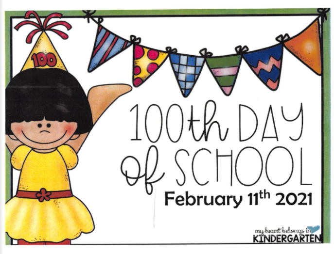 100 Days of School Featured Photo