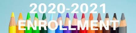 2020-2021 Enrollment