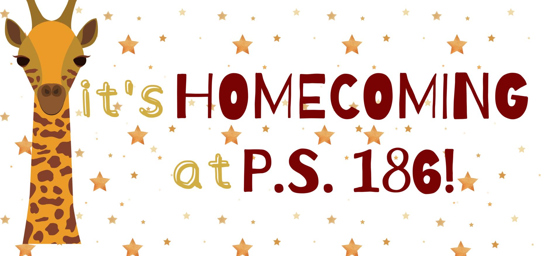 Homecoming Banner