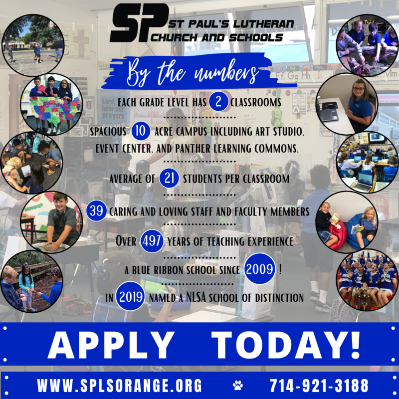Apply now for the 2021-2022 school year! Featured Photo
