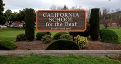 California School for the Deaf
