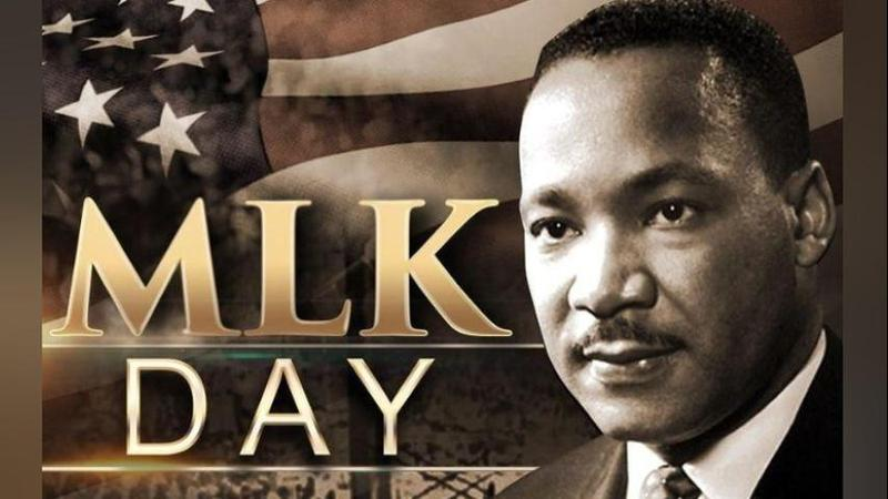 1/20/2020 Martin Luther King Day. Featured Photo