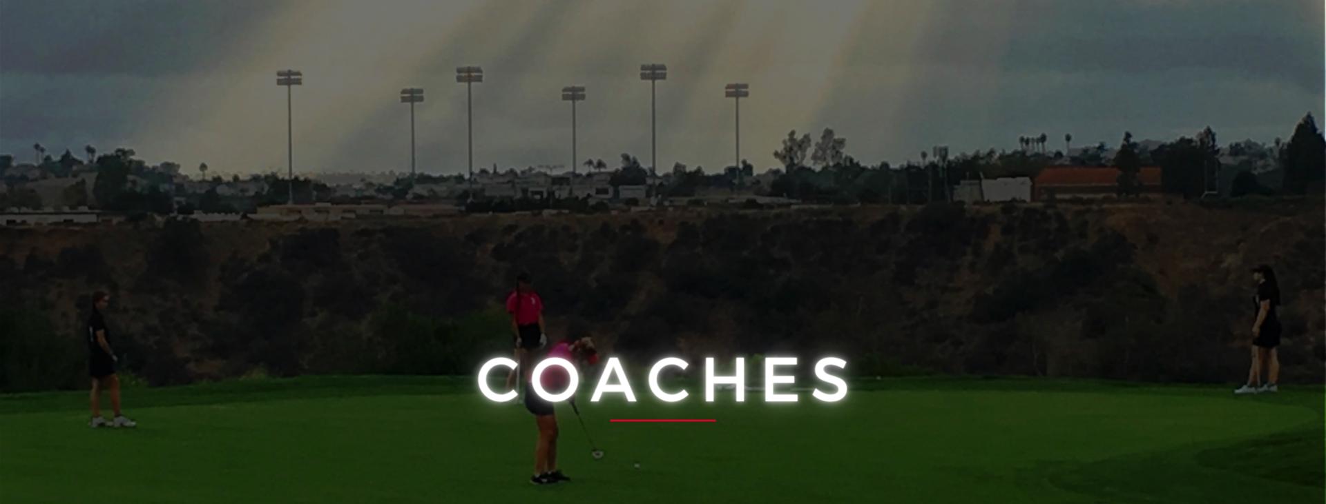golf coaches