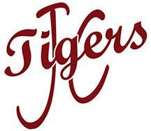 Image of the letters JC Tigers