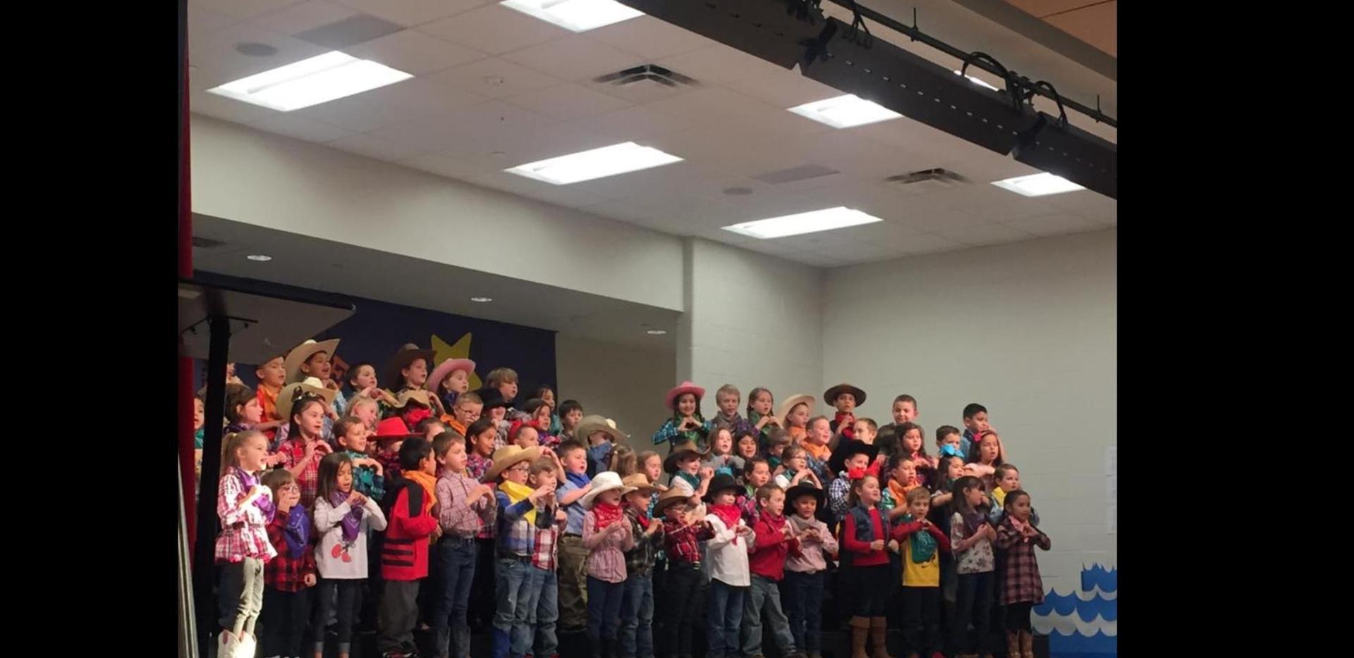 First Grade Musical