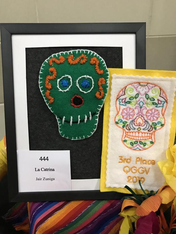 third place quilt entry