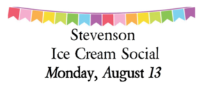 Ice Cream Social Graphic