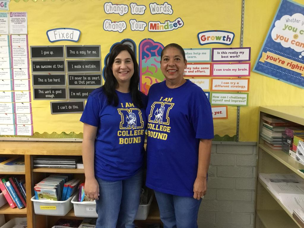 3rd Grade Team: Ms. Vance & Mrs. Sanchez