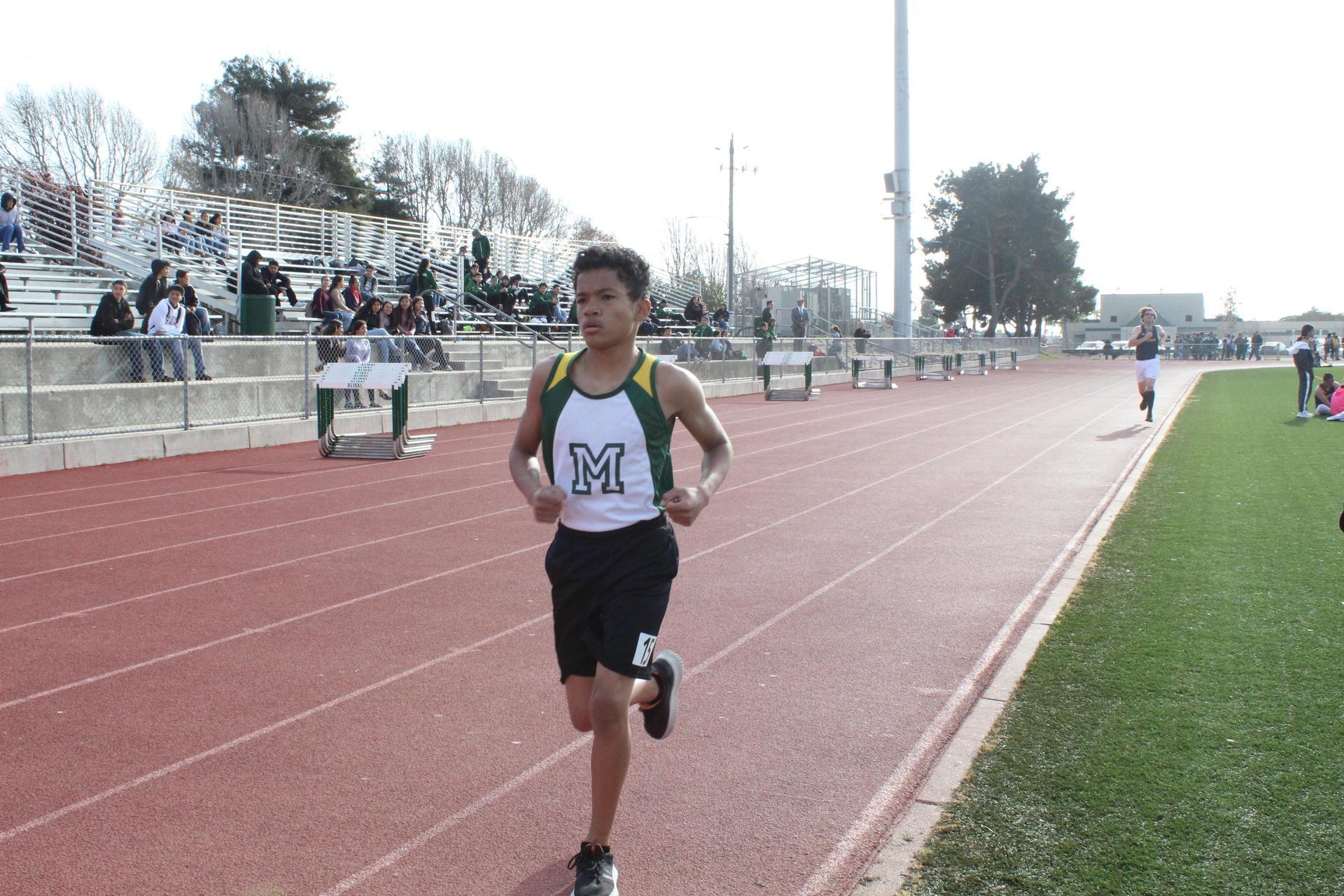 MHS Runner
