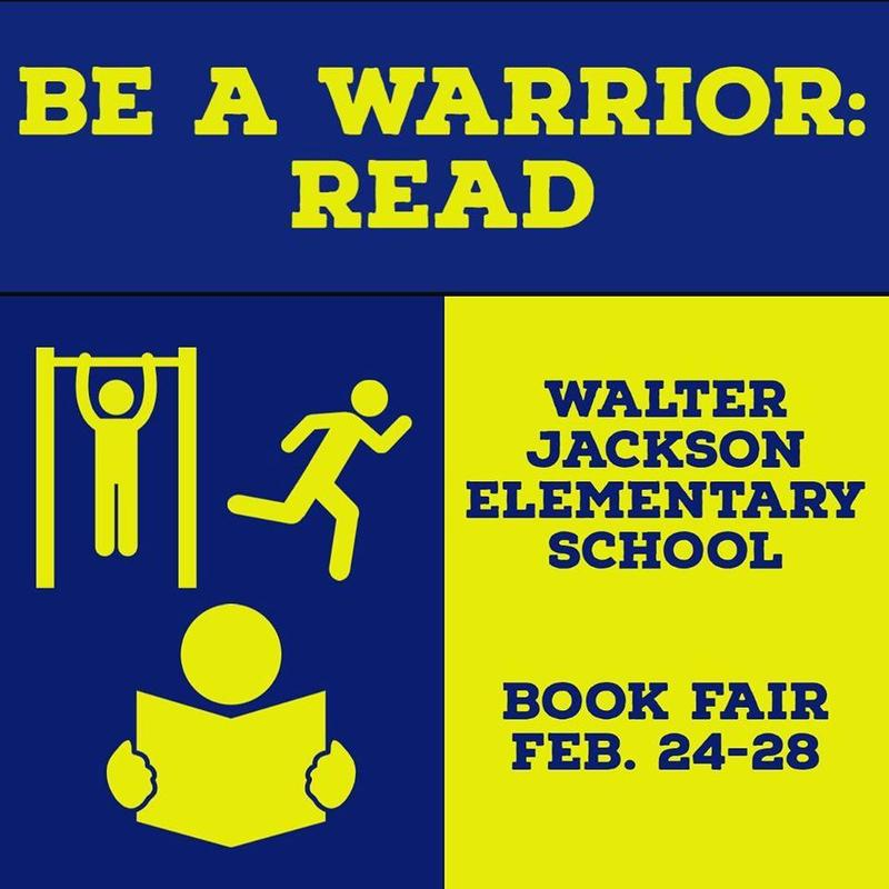 Be a Warrior: READ Book Fair Featured Photo
