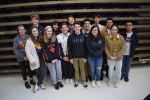 Ukiah High School Science Olympiad Team February 2020