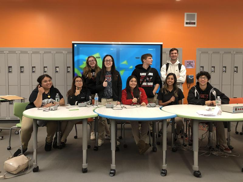 MRHS Quiz Bowl Team