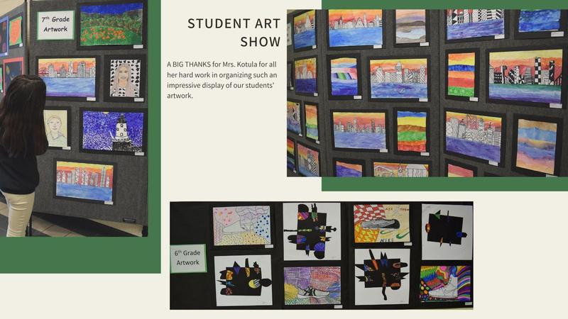 BMS Student Art Show Featured Photo