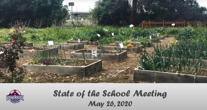 CSMH State of the School Meeting Video