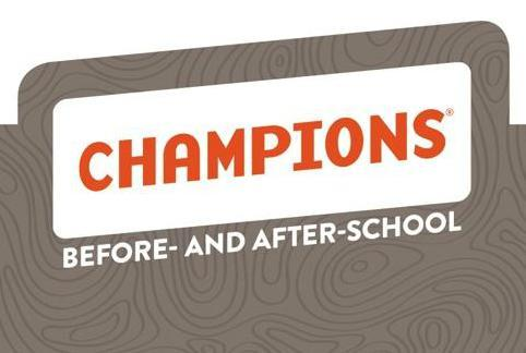 Champions Before and After Care