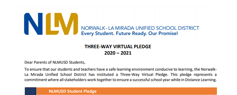 Three-Way Virtual Pledge Featured Photo