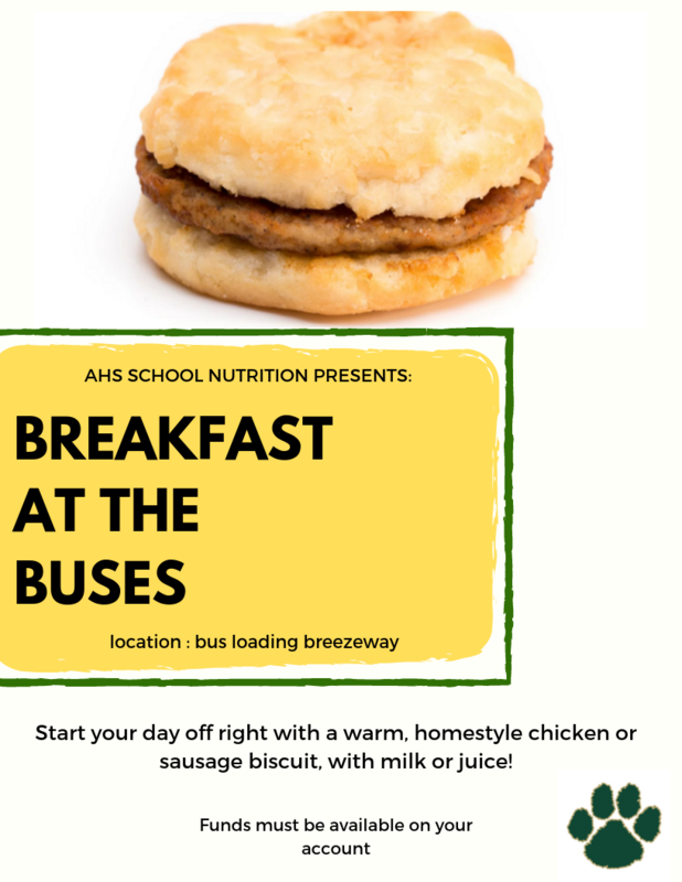 Breakfast at the Buses! Featured Photo