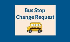 Bus Stop Change