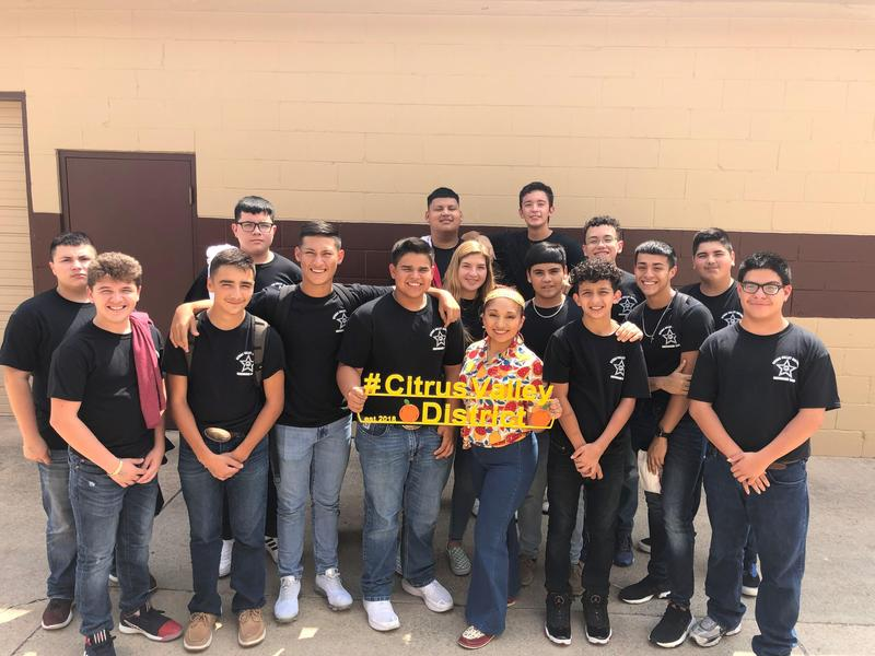 VMHS FFA Greenhand Camp - Citrus Valley District Featured Photo