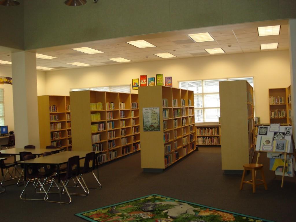 Bonsall Library