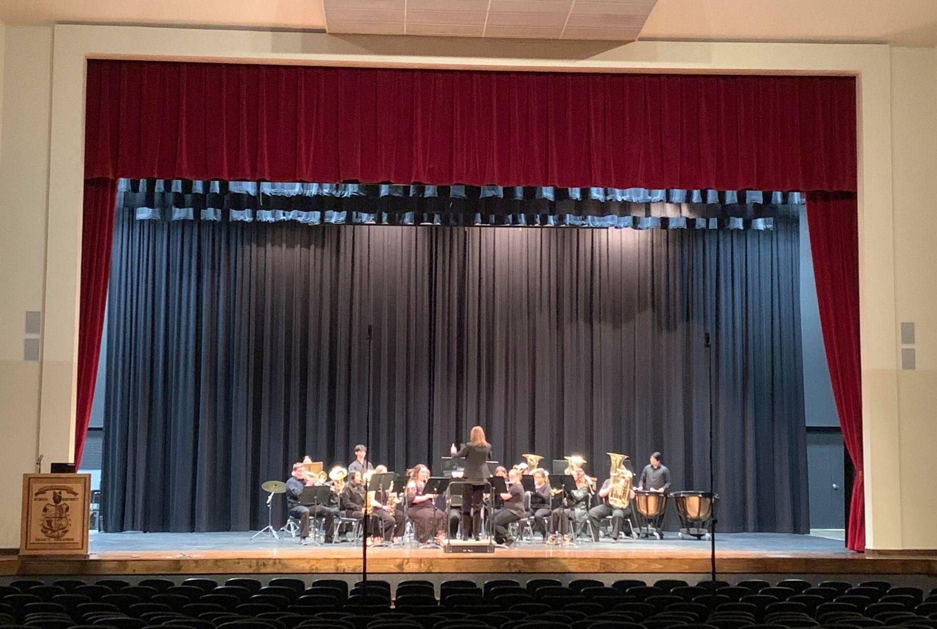 Senior High Concert Band