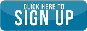 sign up now with blue background