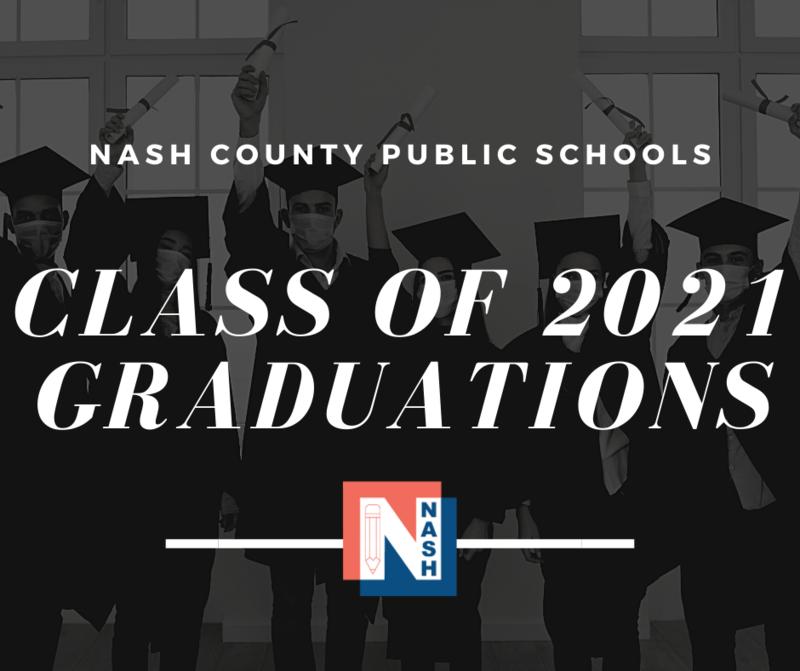 Class of 2021 Graduations