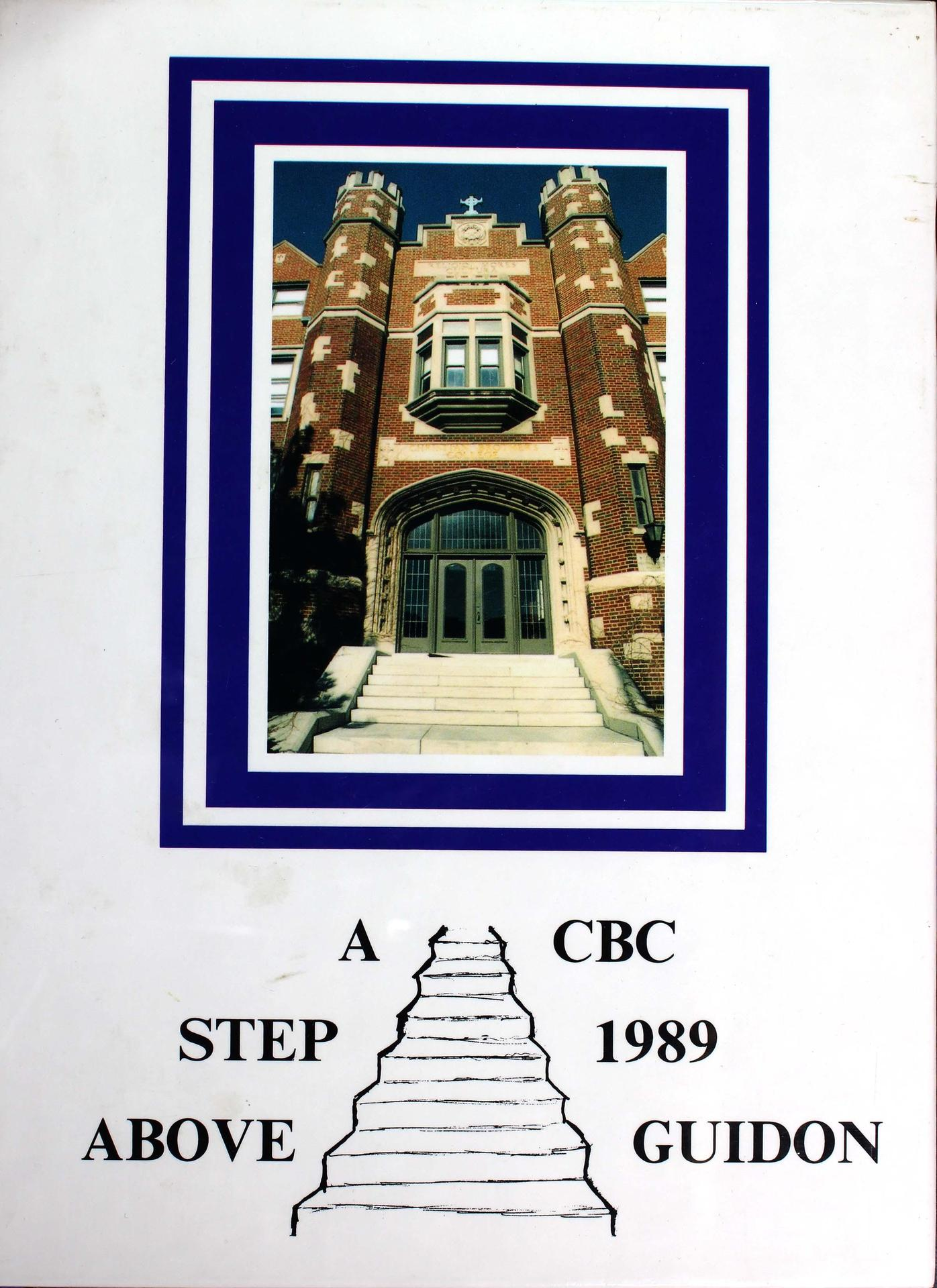 1989 CBC Yearbook