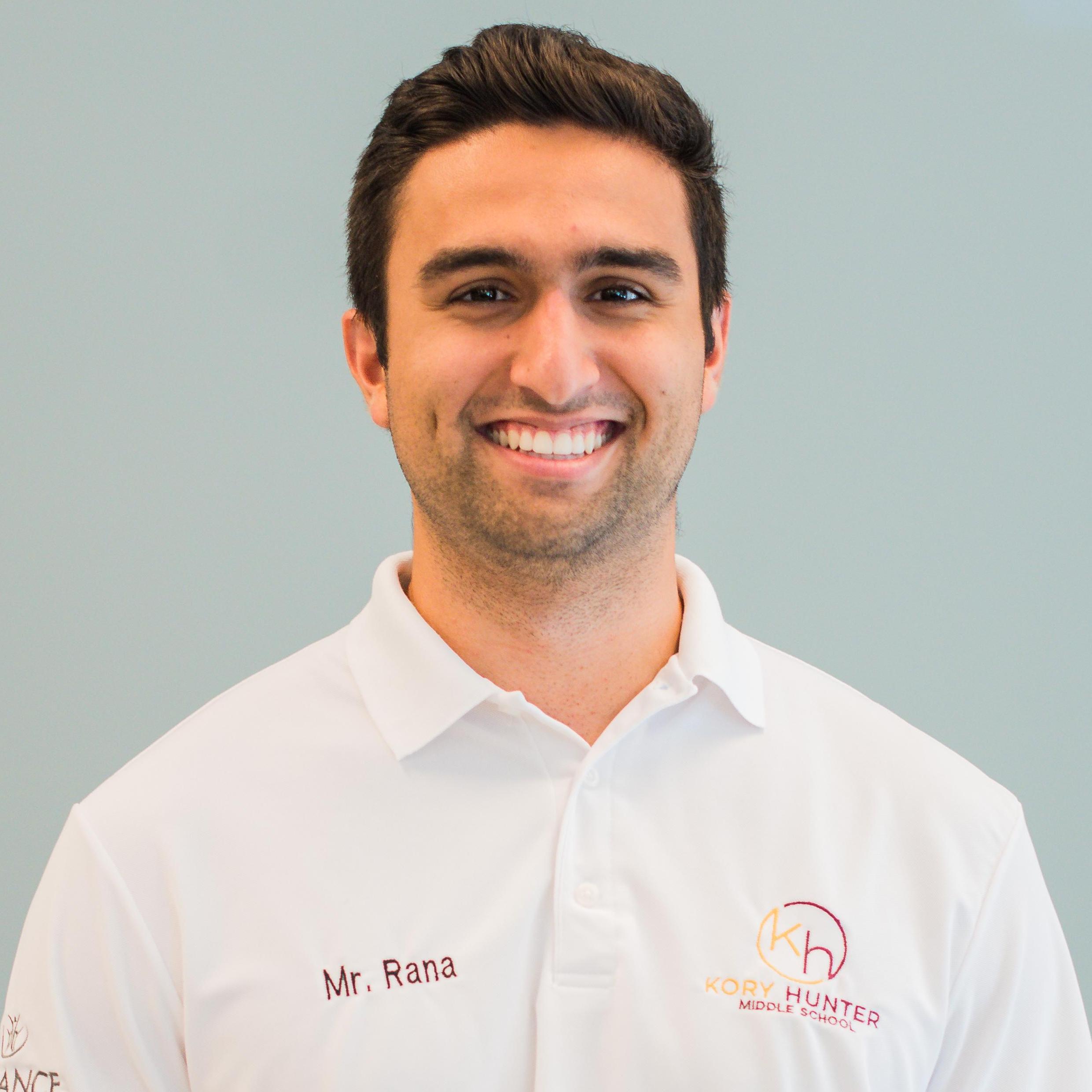 Zach Rana's Profile Photo