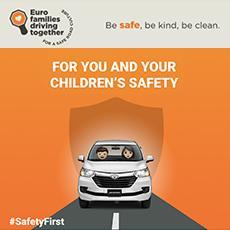 For you and your children's safety Featured Photo