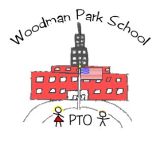 Woodman Park PTO Logo