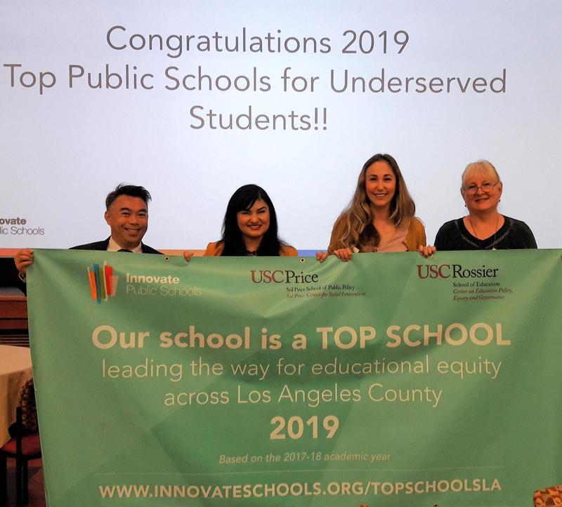 LA County Top School Featured Photo