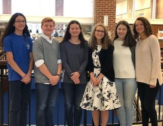 Governor's Honors Program district nominees