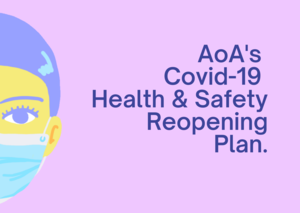AoA's 20-21 Health & Safety Reopening Plan