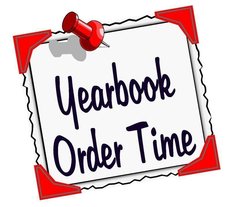 Yearbook order reminder