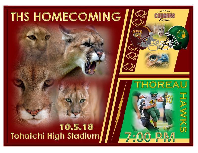 Tohatchi High Homecoming