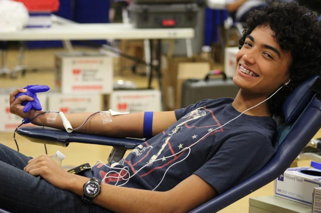 blood drive 2017