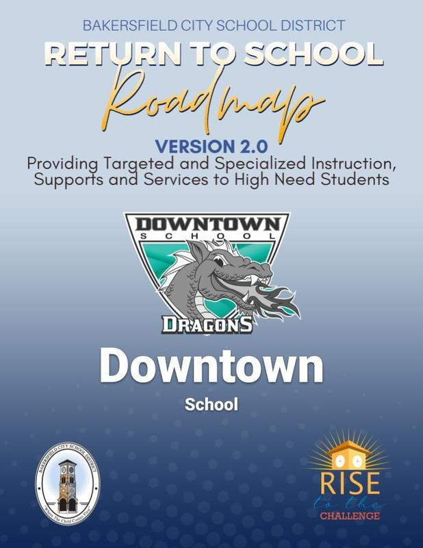 Downtown Return to School Roadmap Featured Photo