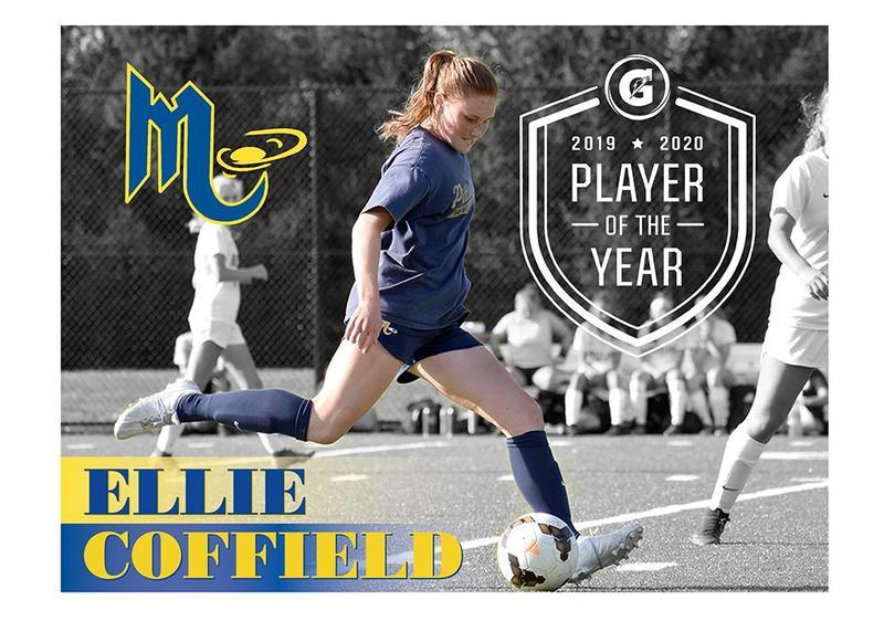 Ellie Coffield - Gatorade Player of the Year