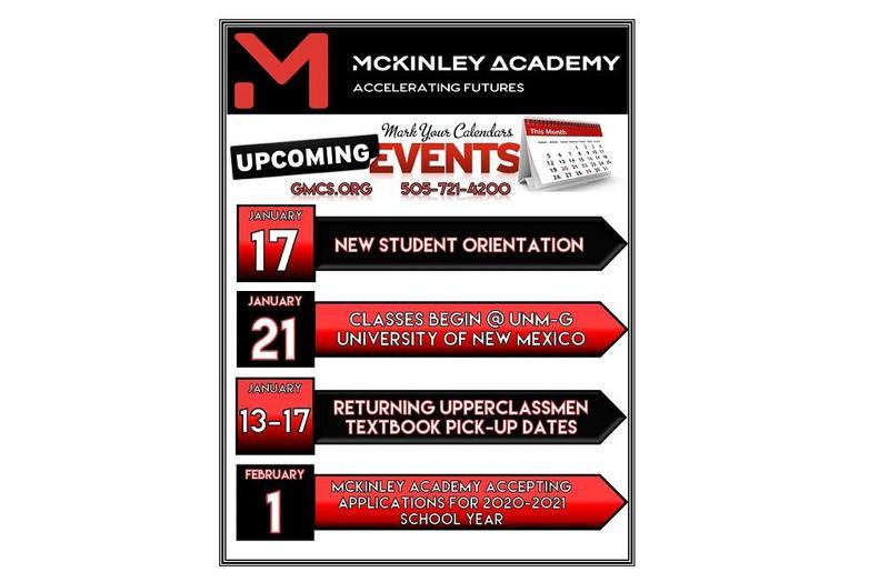 McKinley Academy information