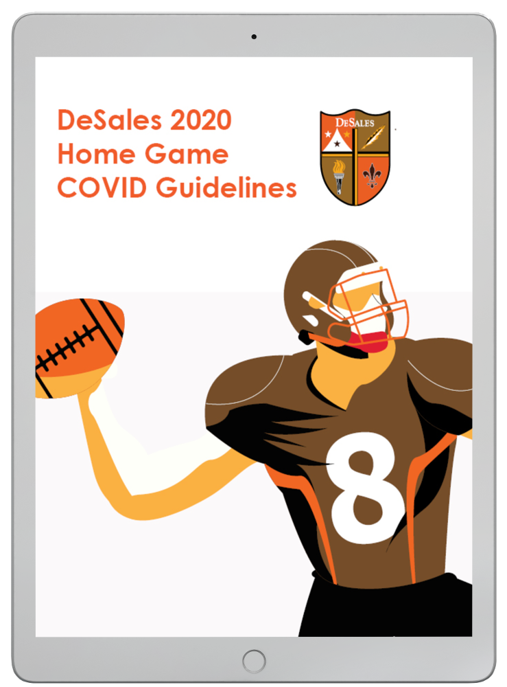 Download DeSales Healthy in Sports Guidelines