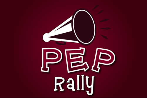 2019-2020 Pep Rally Schedule Featured Photo