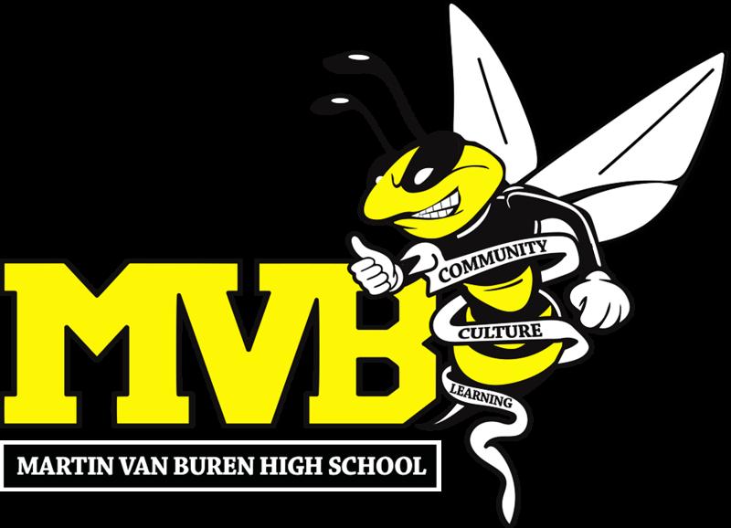 mvb logo w bee