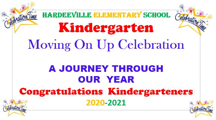 Kindergarten Moving Up Celebration Presentation Featured Photo