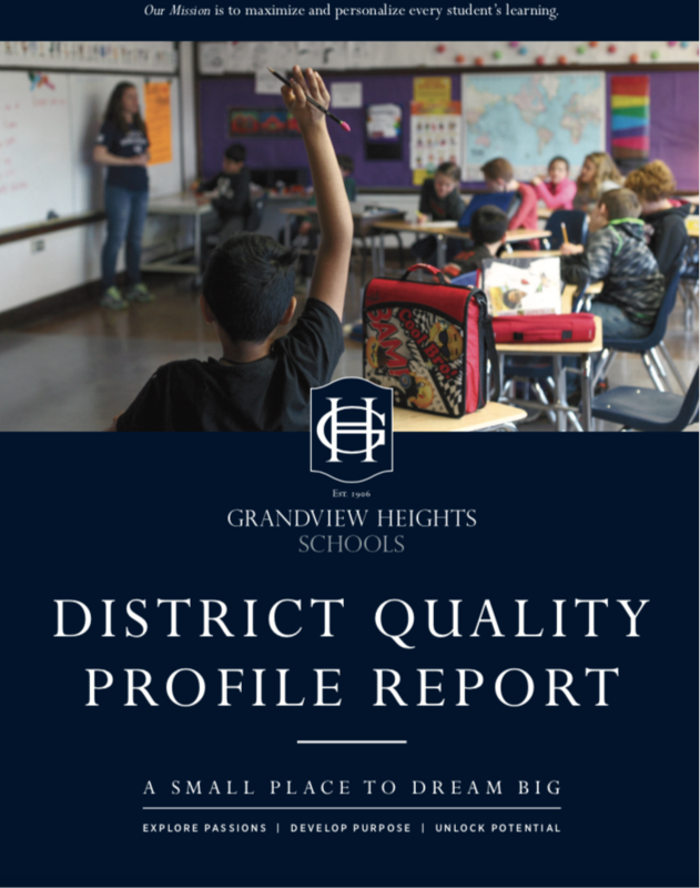 District Quality Profile Report Thumbnail Image
